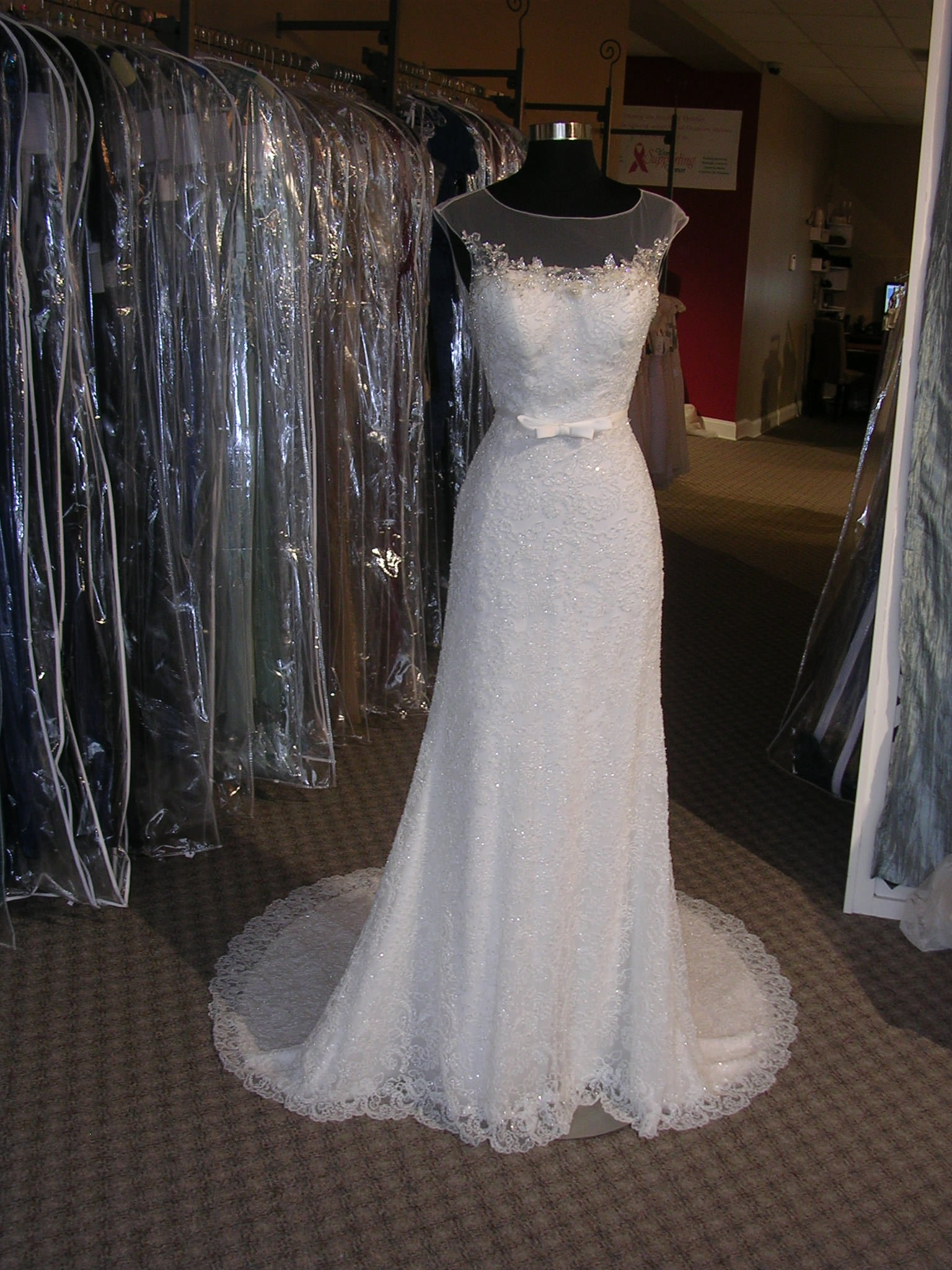 Clearance   Downtown Bridal